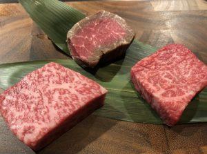 川崎の[円居 -MADOy-]で黒毛和牛の鉄板焼きとワインを堪能