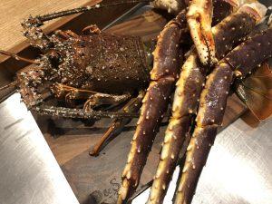 黒毛和牛やタラバ蟹が味わえる【円居 川崎】の宴会コース