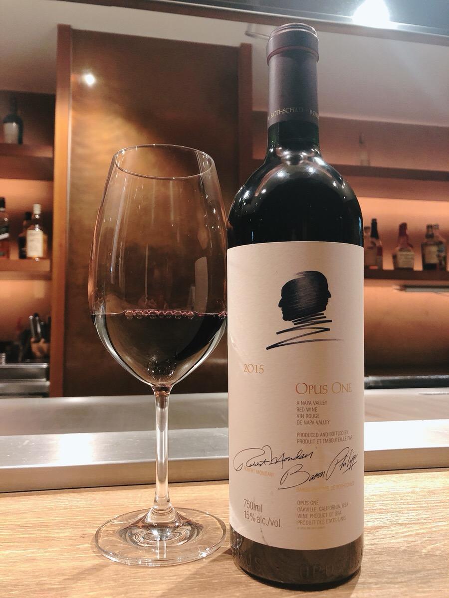 【円居 -MADOy- 川崎】のプレミアムな赤ワイン