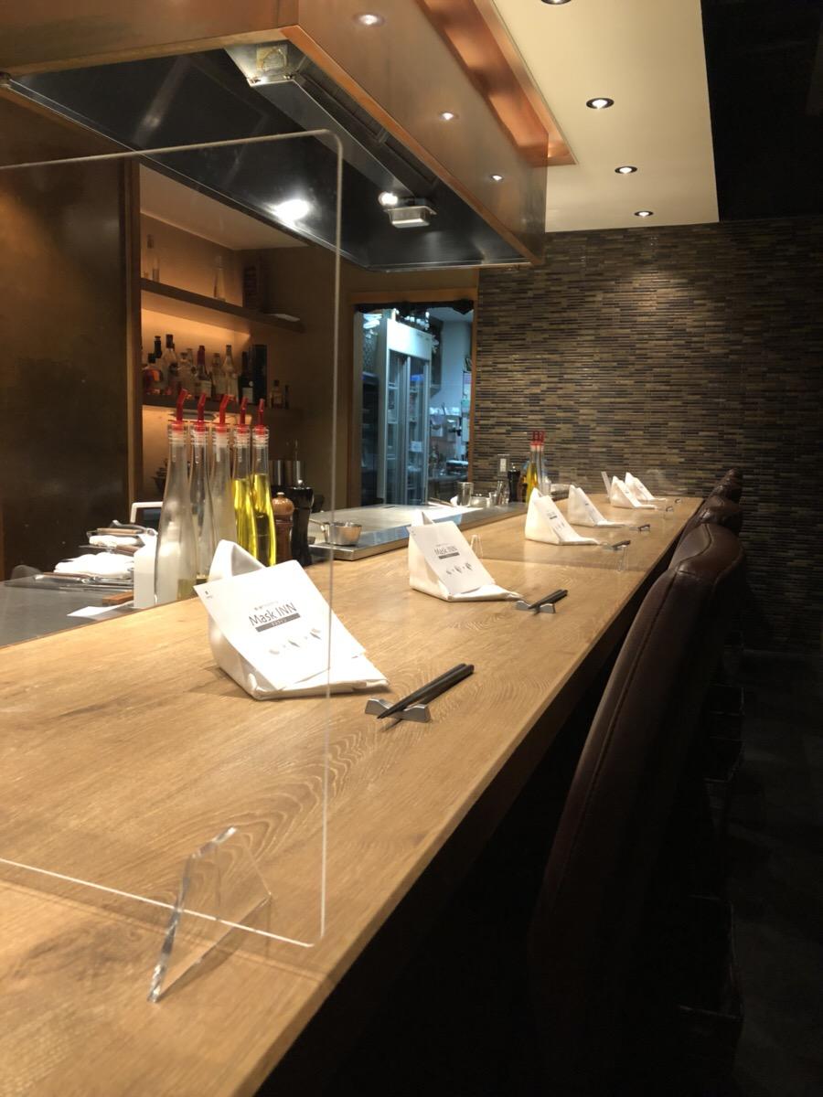 【円居 川崎】では衛生管理徹底中!記念日や誕生日のディナーもお待ちしております
