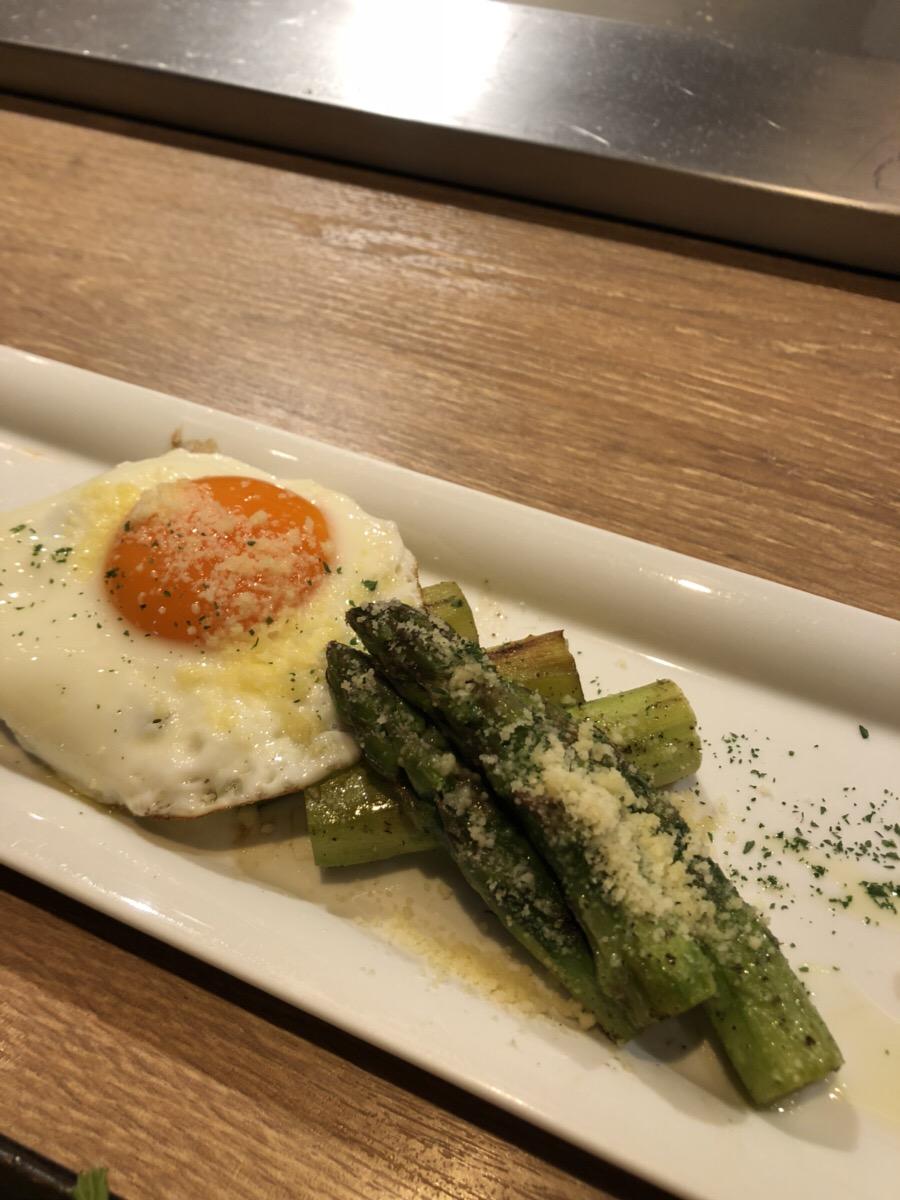 【円居 -MADOy- 川崎】のこだわり野菜を使った鉄板料理