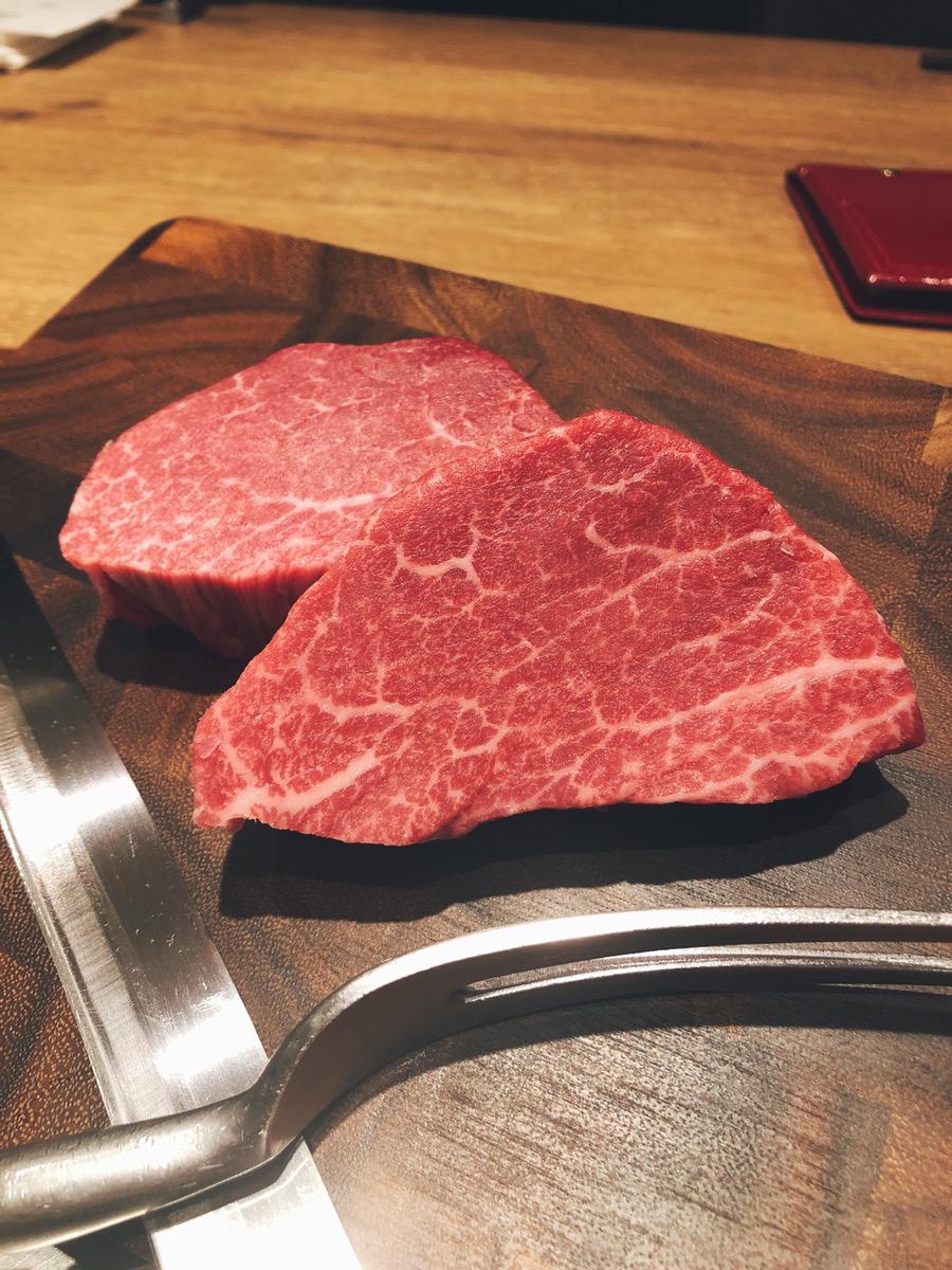 【円居 -MADOy- 川崎】のA5ランク黒毛和牛