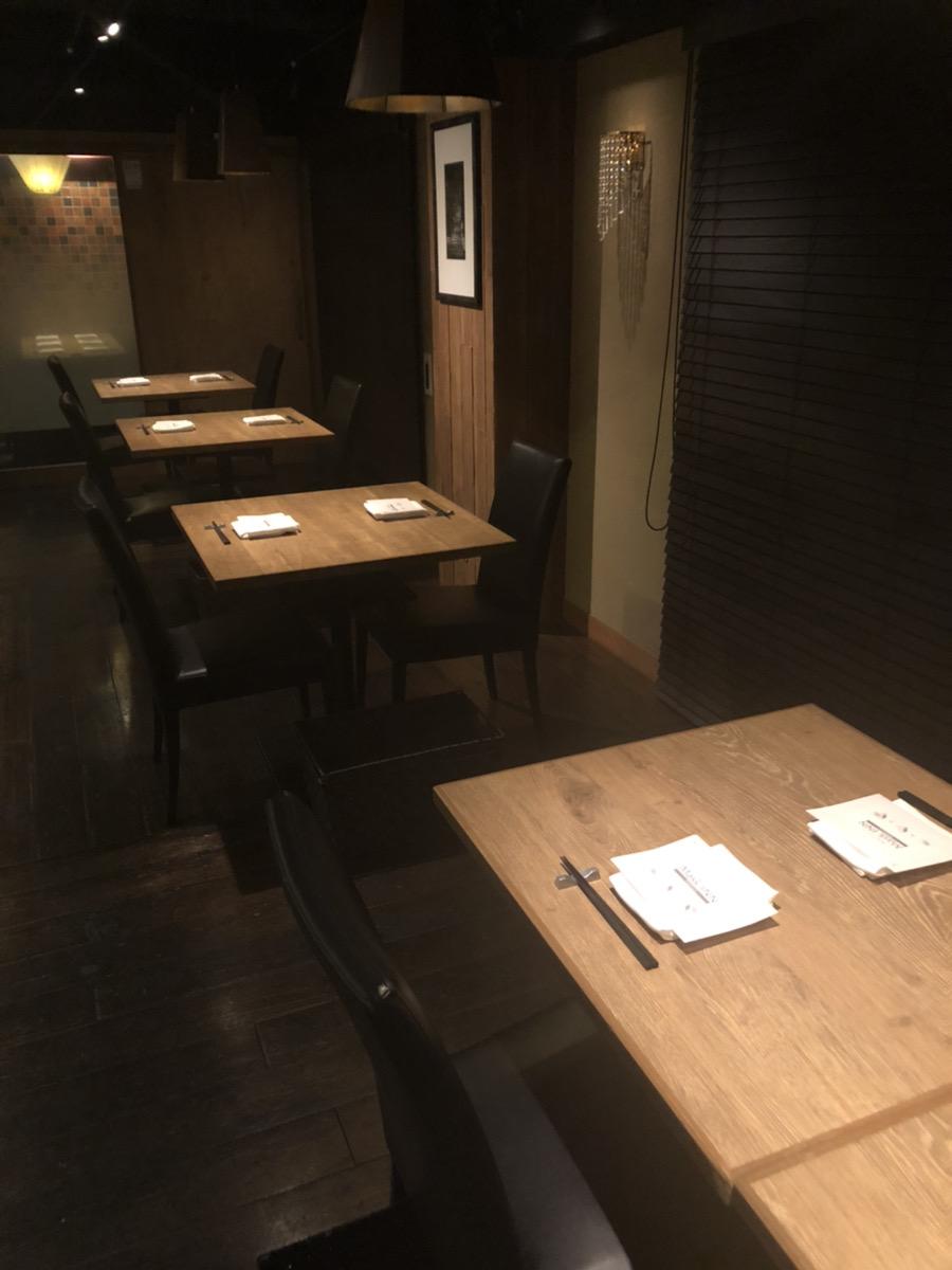 鉄板焼きダイニング・円居 -MADOy- 川崎の海鮮