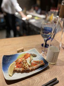 川崎で海鮮も鉄板焼きで味わえる【円居-MADOy-川崎】