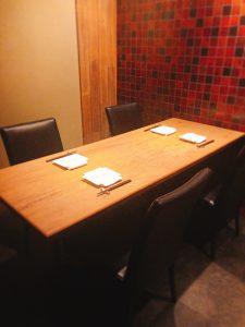 川崎で個室のある鉄板焼き店【円居 -MADOy- 川崎】