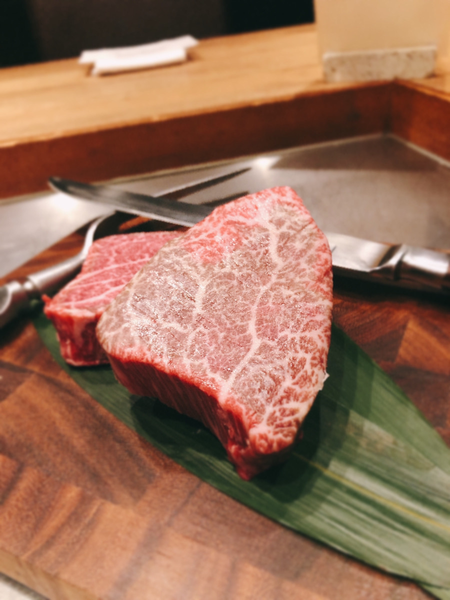 川崎で黒毛和牛が味わえる鉄板焼き【円居 -MADOy- 川崎】